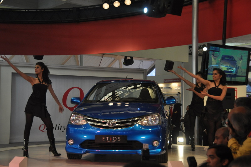 Toyota Etios Diesel launching in mid 2011. Toyota Kirloskar Motor Pvt. Ltd.,