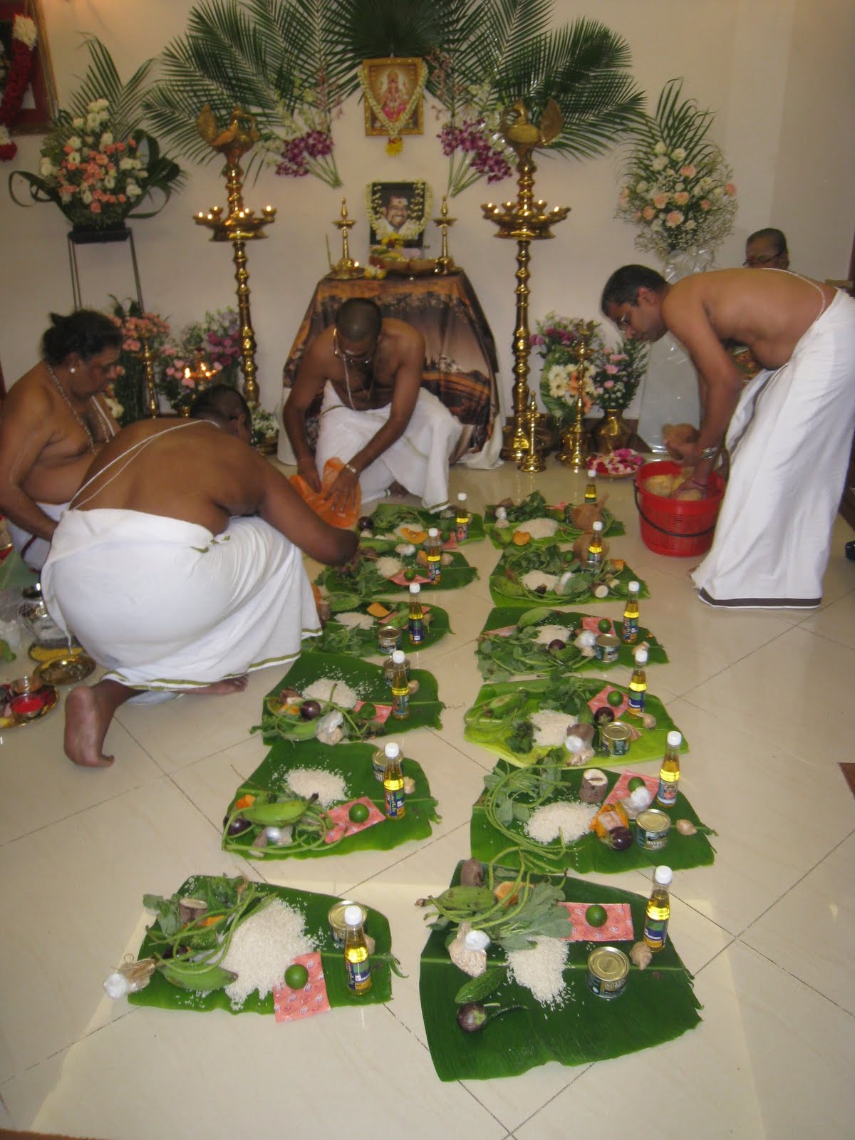 """A Malaysian-Tamil """"31st Day"""" funeral ceremony ~ Eurasian Sensation"""