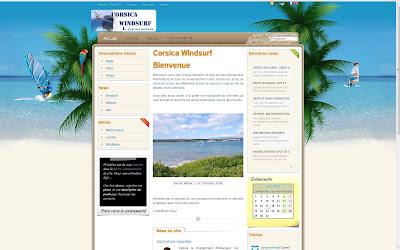 corsica windsurf