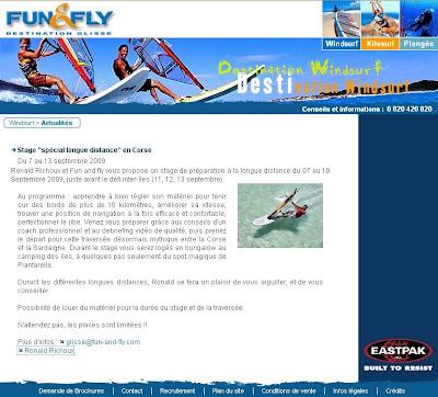 Defi Inter Ile longue distance en Corse
