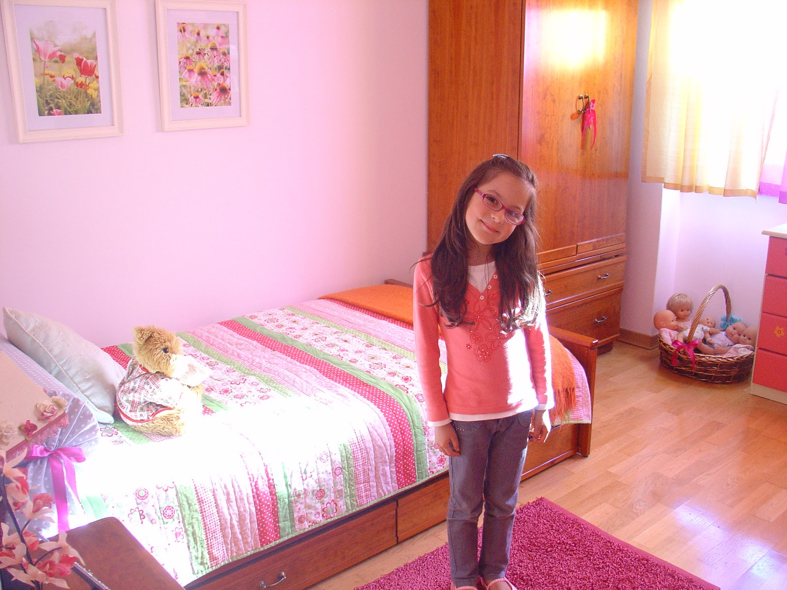 remodelaholic fun simple girls bedroom design