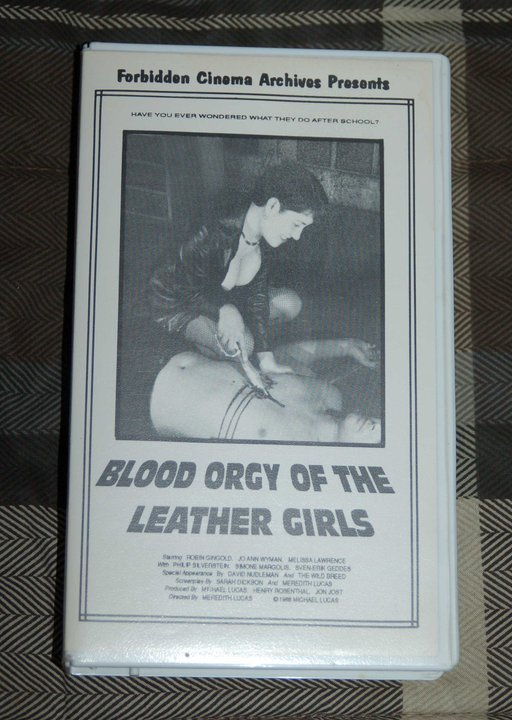 blood orgy of the leather girls № 58214