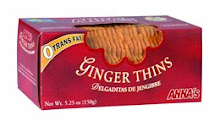 I Love  Anna's Ginger Thins