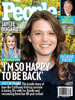 Jaycee Dugard People Magazine
