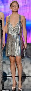 Kate Hudson Wardrobe Malfunction
