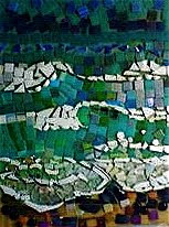 Mosaic Waves