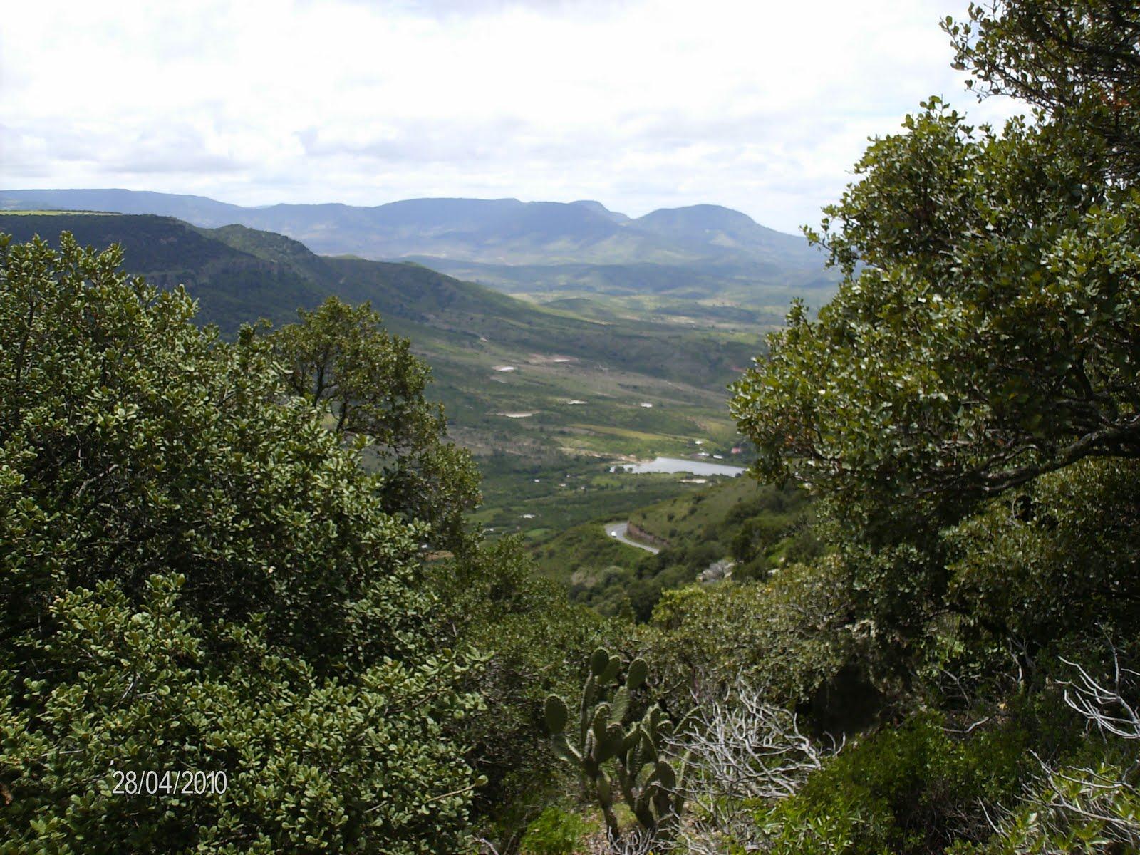 Sierra de Comanja