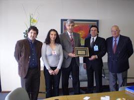 Distincion en Relaciones Publicas 2008