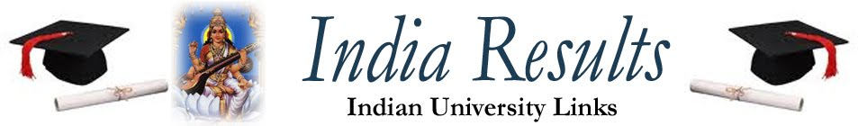 Results | Indian University Results | Online Results | Exam Results
