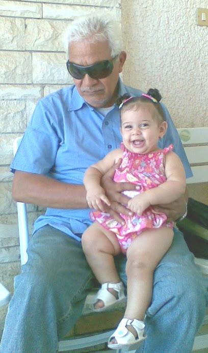 Jumi & Grandpa Farouk!