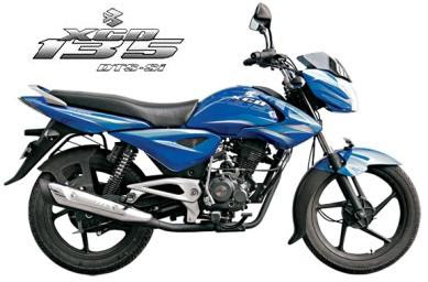 ?Bajaj XCD 135 DTS-Si Launched