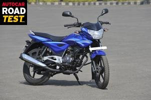 Bajaj XCD 135 DTS-Si Autocar India Road Test