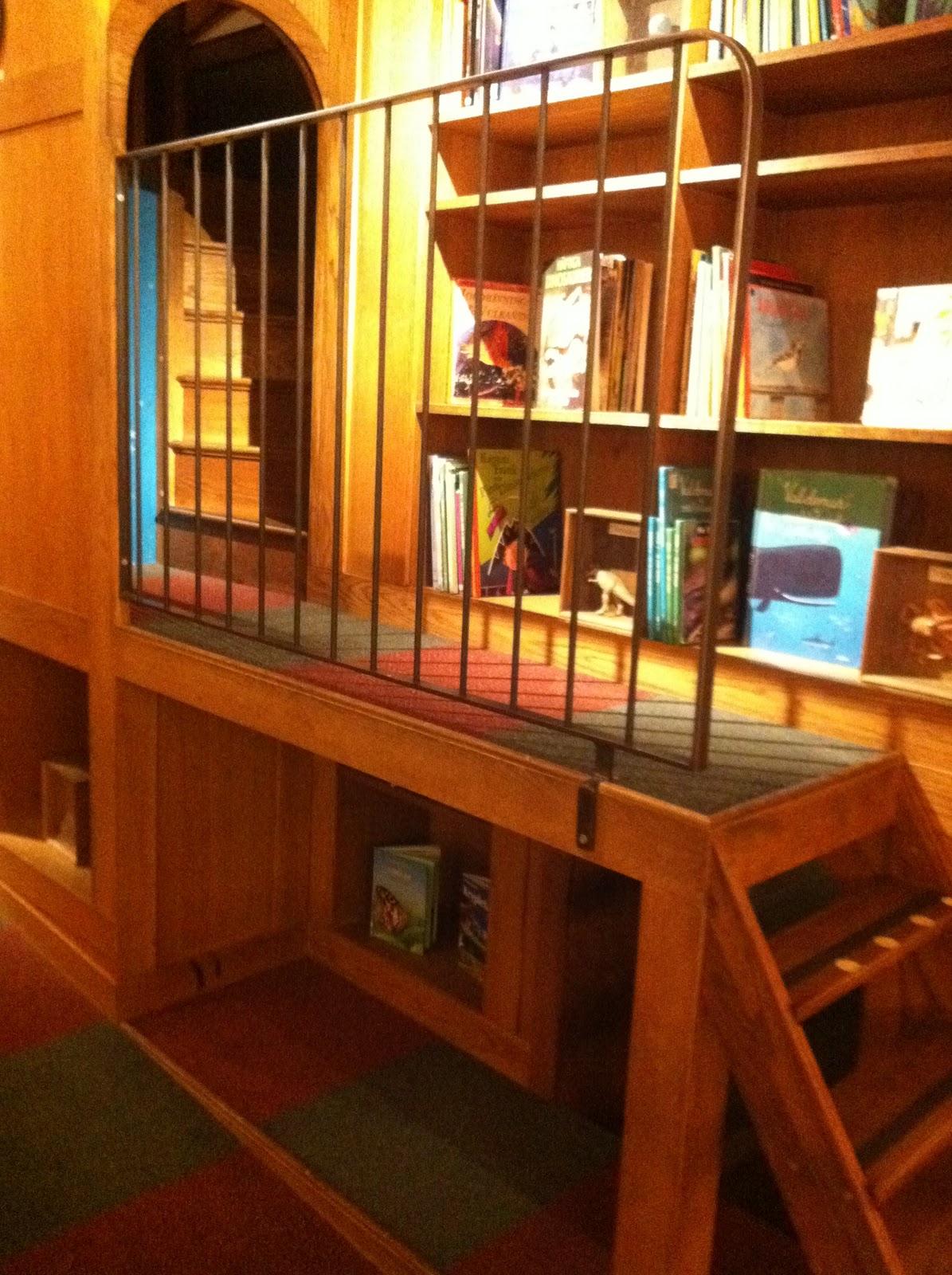 Boktokig: kulturhusets rum för barn och den fina utställningen ...