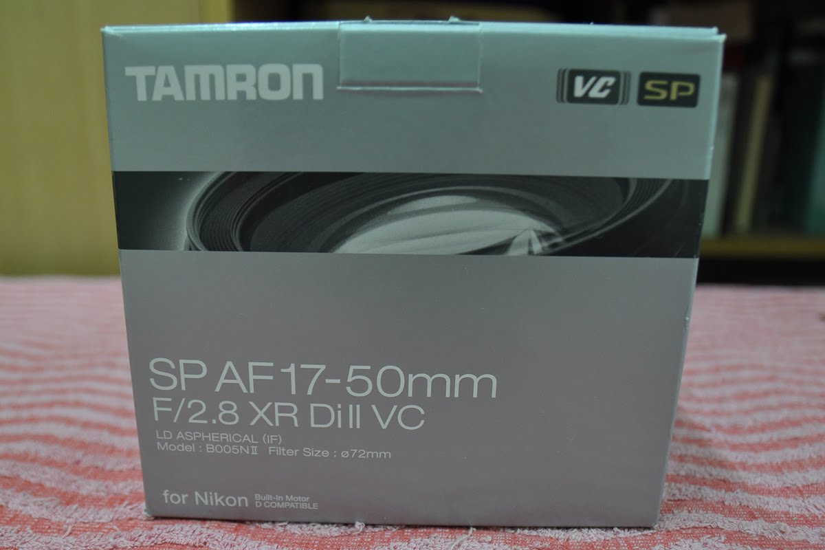Fairy Tale Tamron Sp Af 17 50mm F 28 Xr Di Ii Vc Ld For Canon Aspherical If Built In Motor