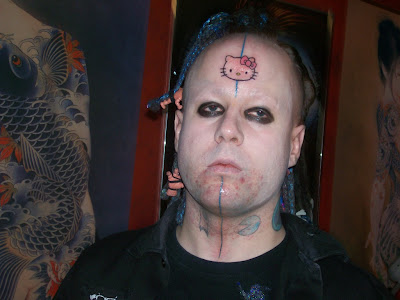 and Goth forehead tattoos And, if for some reason, you want to read more