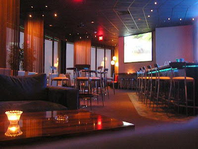 Downtown Mobile Dining and Entertainment: Sky view Lounge