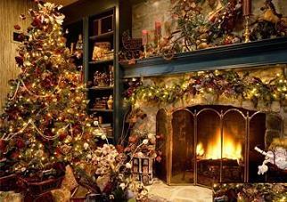 Decoracion de Arboles de Navidad