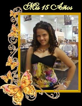 Mis 15 Años Diany Katherine Villasmil Rodriguez