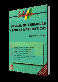 Manual de Fórmulas y Tablas Matemáticas