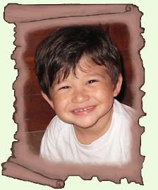 Sorriso 2 - Luiz Felipe, meu japinha sorridente