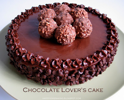cake ideas for 40th birthday. Chocolate Birthday Cake Ideas
