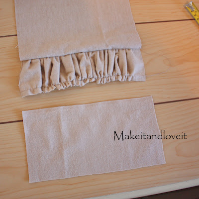 how to make a flannel scarf with fringe