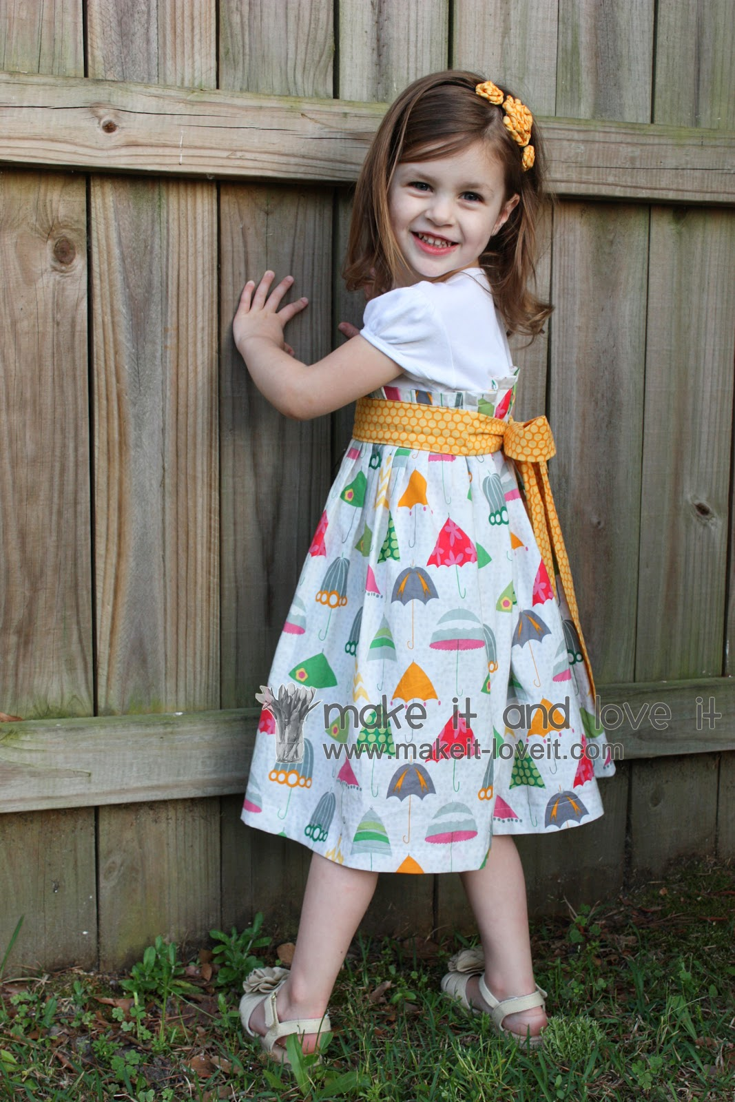 Re-Purposing: T-Shirt into Dress  Make It and Love It