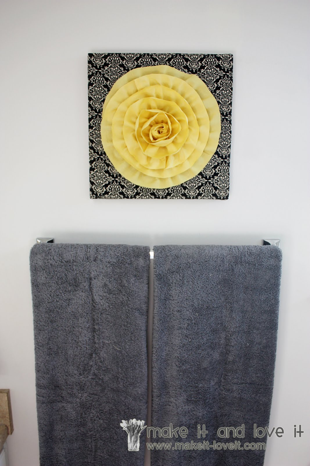 Popular Decorate My Home Part u Flower Wall Hanging