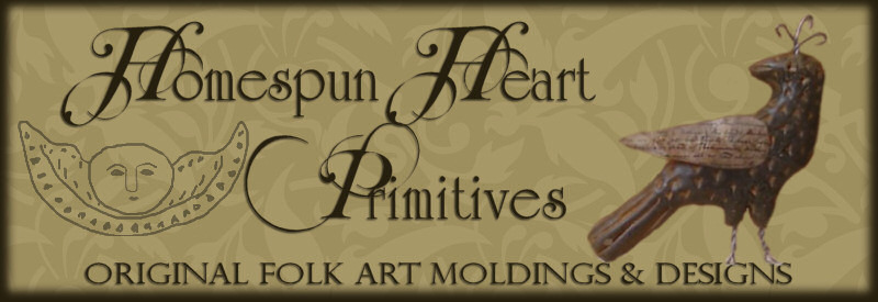 Homespun Heart Primitives
