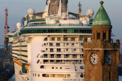 Kapal Penumpang Terbesar di Dunia