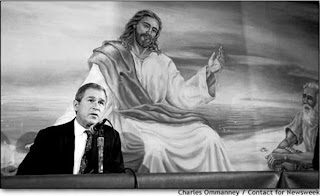 Ahí lo tenéis: el hombre que hablaba con Dios