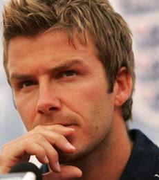 Tal vez algún día veamos a Beckham en la gala de los Oscar