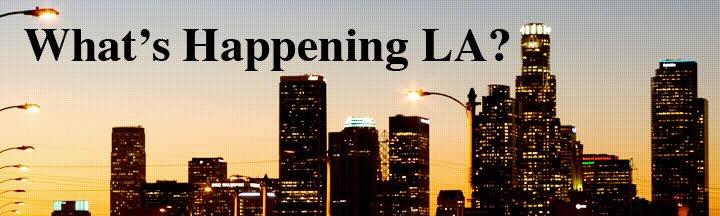 What's Happening LA?