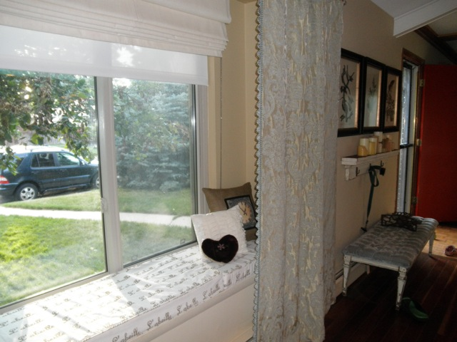 Pristine cristine july 2010 for Window side seating