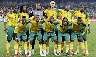 sudafrica en sudafrica 2010