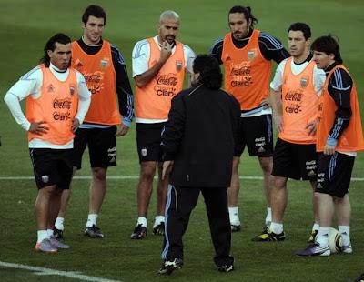 entrenamiento seleccion argentina pretoria sudafrica 9
