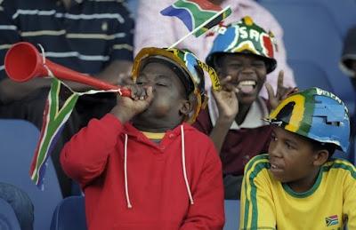 sudafrica 2010: las mejores fotos de fanáticos, hinchas y simpatizantes del mundial