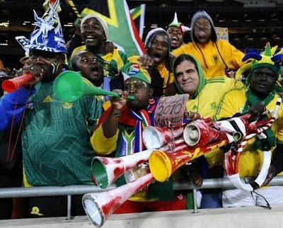 criticas a las vuvuzelas sudafricanas en el mundial