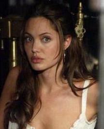 angelina jolie, hermosa mujer