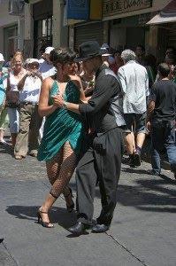 bailar tango en argentina
