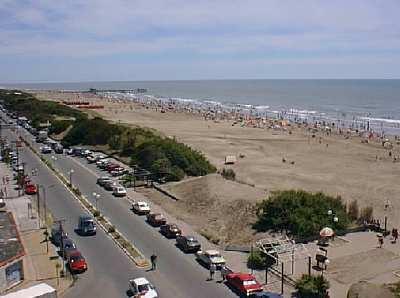 san clemente del tuyú, playas de argentina para visitar