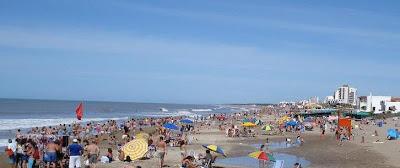 villa gessell argentina, playas