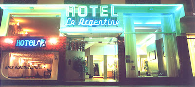 hotel la argentina, san clemente del tuyu