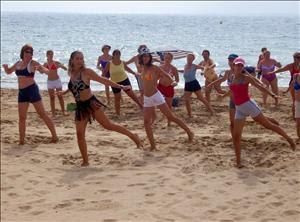 deportes y actividades en playas de argentina