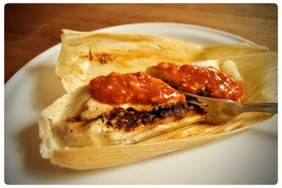 De la tierra mexican food blog hot tamales thursday september 23 2010 forumfinder Gallery