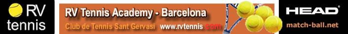 RV Professional Tennis Academy Barcelona