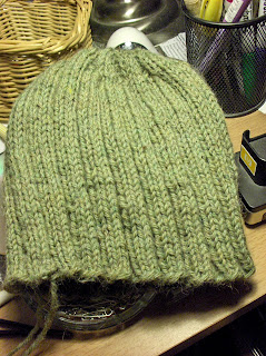 hat for mike