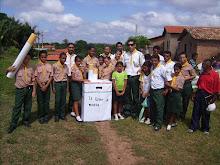 Projeto comunitário 2010