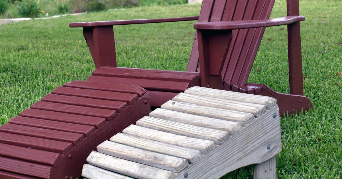 What Color Should I Paint My Adirondack Chairs