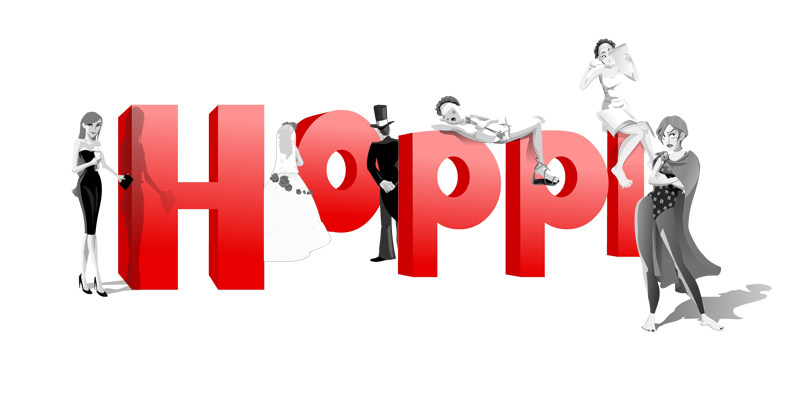 Bienvenue chez Hoppi